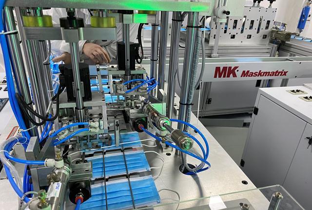 Masterwork MK ซึ่งเป็นหุ้นส่วนทางธุรกิจและเป็นผู้ถือหุ้นของไฮเดลเบิร์ก ได้ก่อตั้งบริษัท MK Healthy Co., Ltd เมื่อปลายเดือนกุมภาพันธ์ที่ผ่านมา เพื่อผลิตหน้ากากอนามัยทางการแพทย์